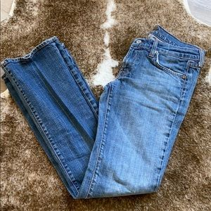 7 For All Man Kind Women's Low Rise Bootcut Jeans